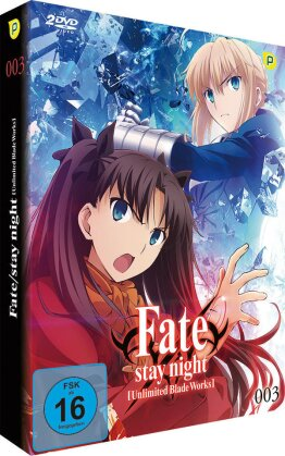 Fate/Stay Night: Unlimited Blade Works - Vol. 3 - Staffel 2.1 (Limited Edition, 2 DVDs)