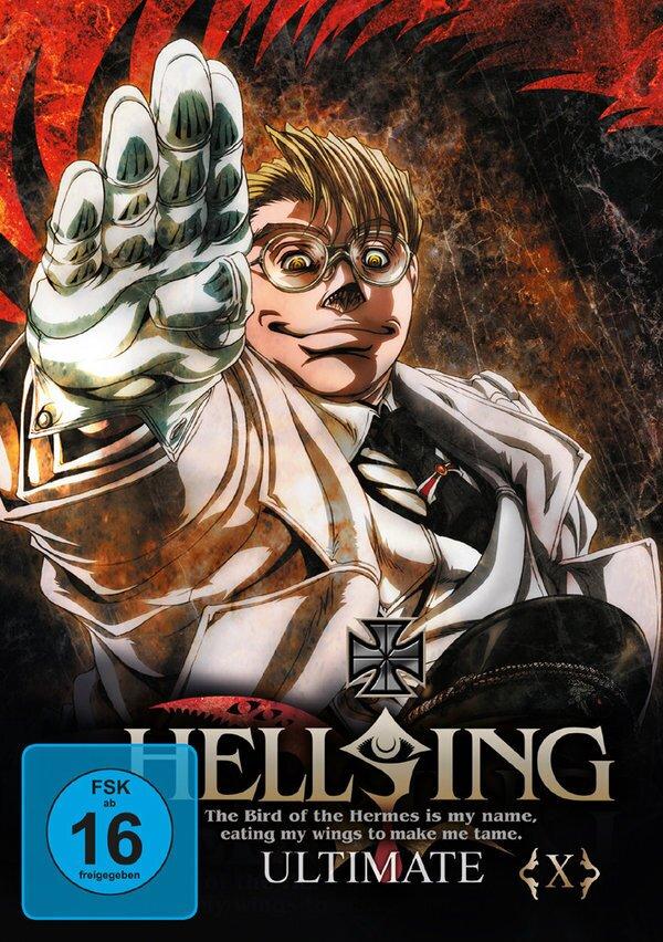 Hellsing - Ultimate OVA 10 (Digibook)