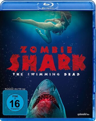 Zombie Shark - The Swimming Dead (2015)