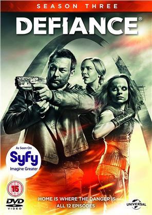 Defiance - Season 3 (4 DVD)