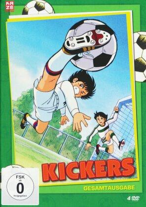Kickers - Gesamtausgabe Vol. 1-4 (4 DVDs)