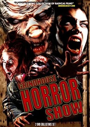 Grindhouse Horror Show (2015) (2 DVDs)