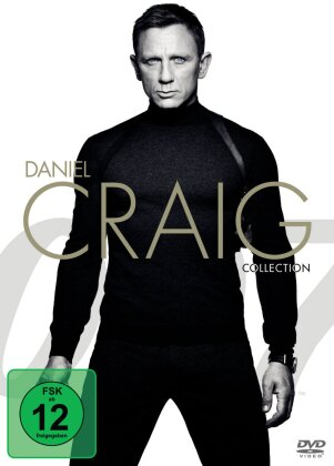 James Bond - Daniel Craig Collection (4 DVDs)
