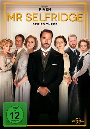 Mr. Selfridge - Staffel 3 (3 DVDs)