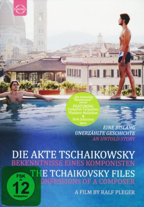 The Tchaikovsky Files - Confession of a Composer (Euro Arts)