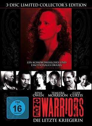 Once Were Warriors - Die letzte Kriegerin (1994) (Limited Edition, Mediabook, Blu-ray + 2 DVDs)