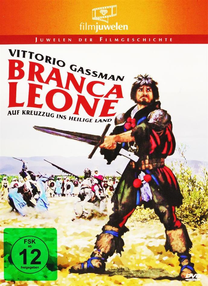 Branca Leone - Auf Kreuzzug ins Heilige Land (1970) (Filmjuwelen)