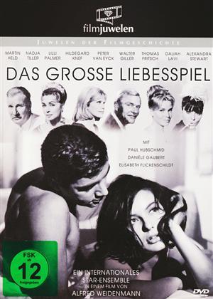 Das grosse Liebesspiel (1963) (Filmjuwelen, s/w)