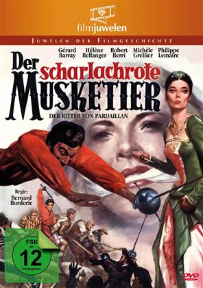 Der scharlachrote Musketier - Der Ritter von Pardaillan (1962) (Filmjuwelen)