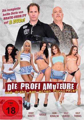 Die Profi Amateure - Wie dreht man einen Pornofilm (2 DVDs)