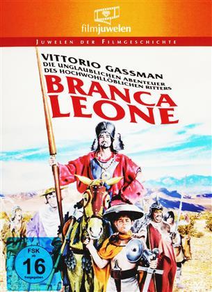 Die unglaublichen Abenteuer des hochwohllöblichen Ritter Branca Leone (1966) (Filmjuwelen)
