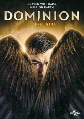 Dominion - Staffel 1 (3 DVDs)