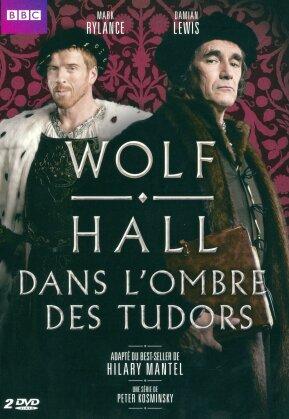 Wolf Hall - Dans l'ombre des Tudors (BBC, 2 DVDs)