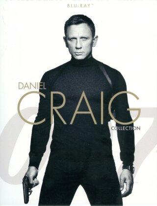 Daniel Craig Collection (4 Blu-ray)
