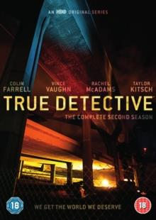 True Detective - Season 2 (3 DVDs)
