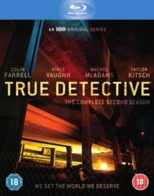 True Detective - Season 2 (3 Blu-rays)