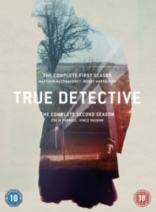 True Detective - Seasons 1+2 (6 DVDs)