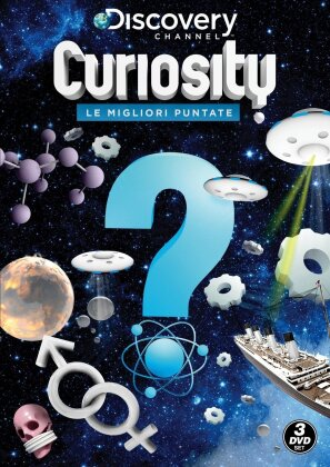 Curiosity - Le migliori puntate (Discovery Channel, 3 DVDs)