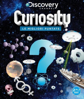 Curiosity - Le migliori puntate (Discovery Channel, 2 Blu-rays)