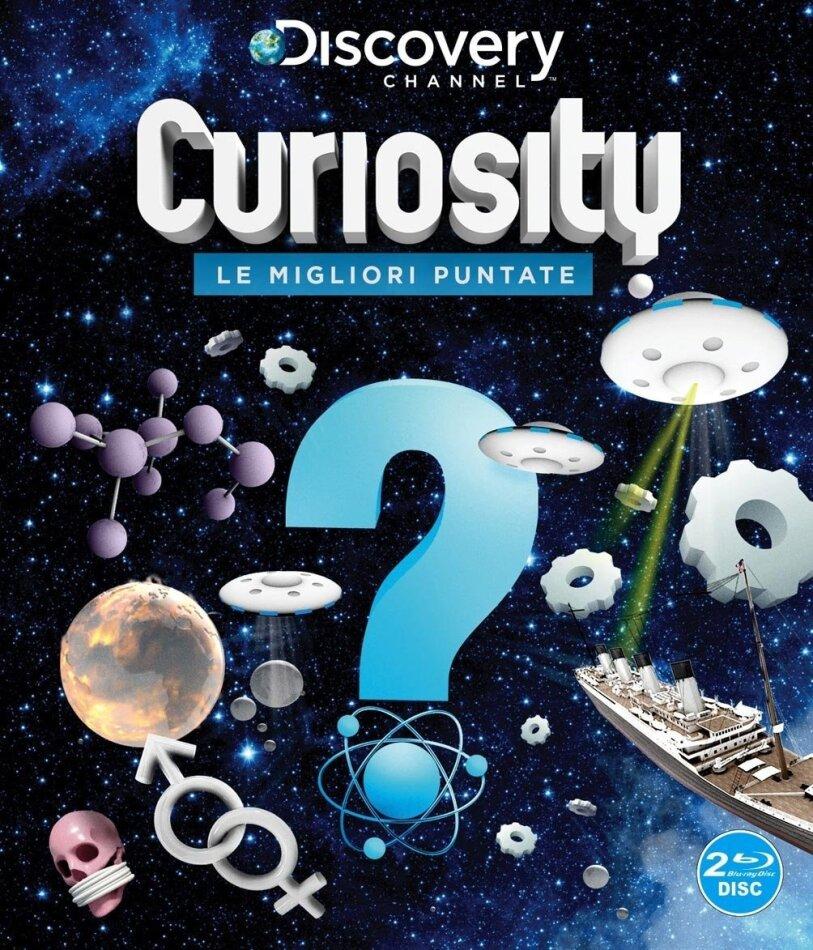 Curiosity - Le migliori puntate (Discovery Channel, 2 Blu-rays)