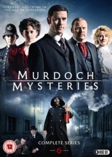 Murdoch Mysteries - Series 6 (4 DVDs)