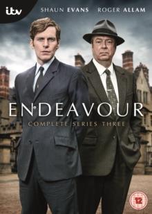 Endeavour - Series 3 (2 DVDs)