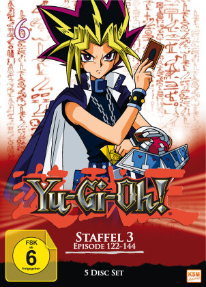 Yu-Gi-Oh! - Box 6 - Staffel 3.2 (5 DVDs)