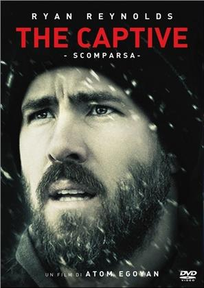 The Captive - Scomparsa (DVD + Calendario 2021) (2014)