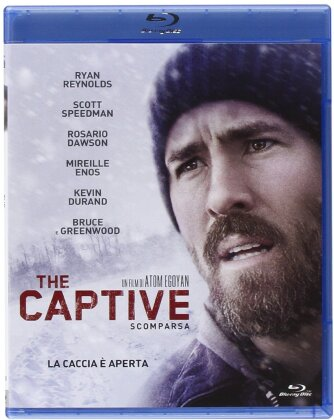 The Captive - Scomparsa (2014)