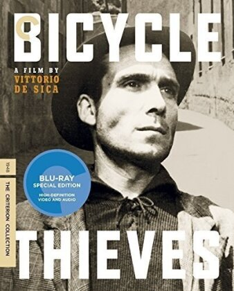 Criterion Collection: Bicycle Thieves - Criterion Collection: Bicycle Thieves / (4K) (1948) (Restaurierte Fassung, Special Edition, Widescreen)