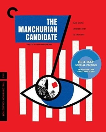 The Manchurian Candidate (1962) (s/w, Criterion Collection)