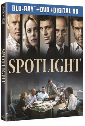 Spotlight (2015) (Blu-ray + DVD)