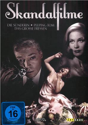 Skandalfilme (Arthaus, 3 DVDs)