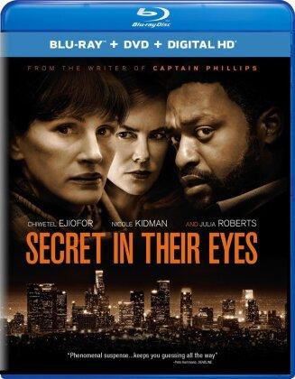 Secret in Their Eyes (2015) (Blu-ray + DVD)