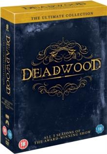 Deadwood - The Ultimate Collection - Seasons 1-3 (12 DVDs)