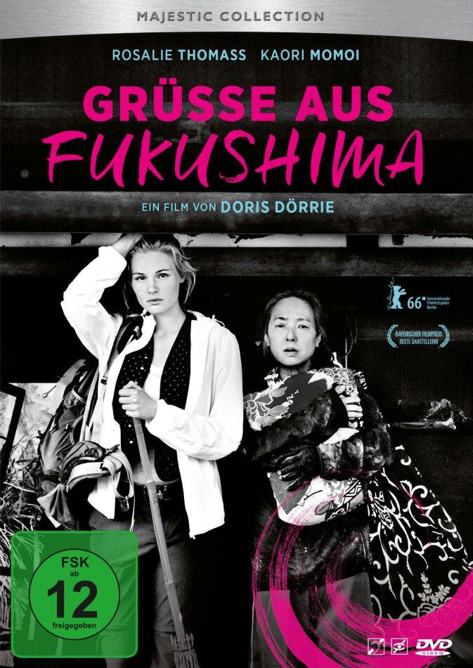 Grüsse aus Fukushima (2016) (Majestic Collection, s/w)