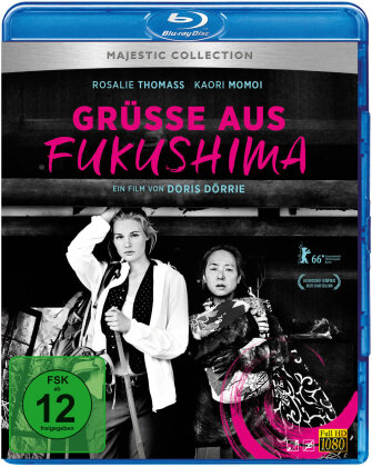 Grüsse aus Fukushima (2016) (Majestic Collection, s/w)