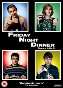 Friday Night Dinner - Series 1-3 (3 DVDs)