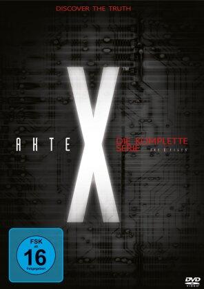 Akte X - Die komplette Serie (55 Blu-rays)