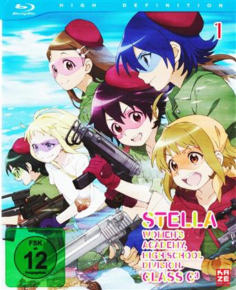 Stella Women's Academy - High School Division Class C3 - Vol. 1 (Mediabook)