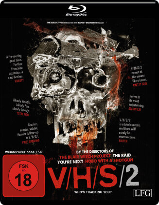 V/H/S/2 - Who's tracking you? (2013)