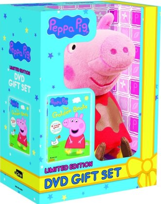 Peppa Pig - The Golden Boots (Gift Set, Limited Edition)