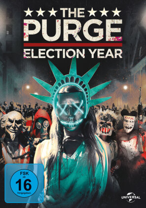 The Purge 3 - Election Year (2016)