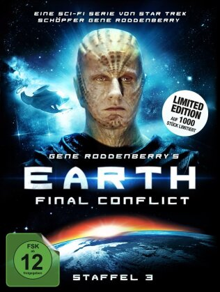Earth - Final Conflict - Staffel 3 (Limited Edition, 6 DVDs)