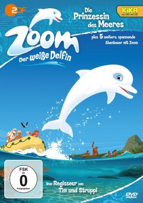 Zoom - Der weisse Delfin - Vol. 1 - Die Prinzessin des Meeres