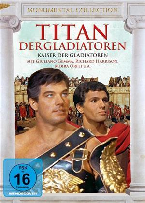 Titan Der Gladiatoren (1964)
