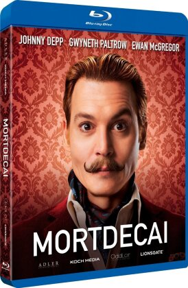 Mortdecai (2014)