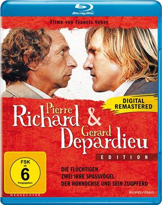 Pierre Richard & Gérard Depardieu Edition (Digital Remastered)