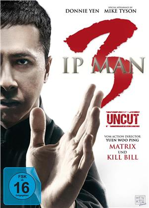 Ip Man 3 (2015) (Uncut)