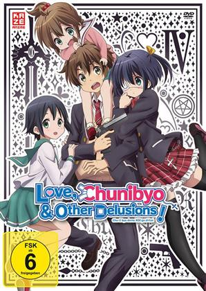 Love, Chunibyo & Other Delusions - Vol. 4